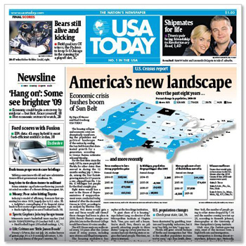 11/18/2008 issue of usa today – usa today online store.