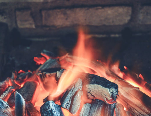 pexels-wood burning