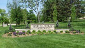 Springfield_community sign