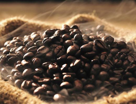 coffee-beans-steam