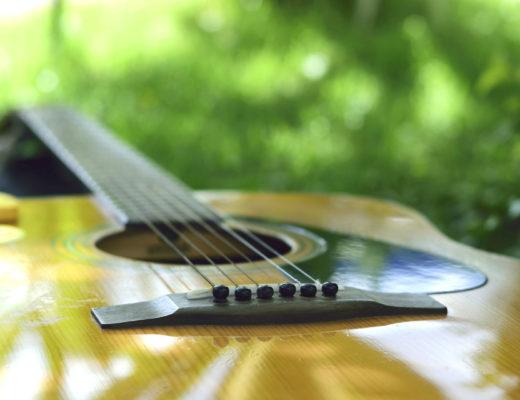 guitar-grass